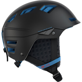 Salomon Mountain Lab Casco de bicicleta Hombre, black